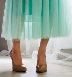 Туфли кожаные размер 36