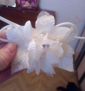Заколка,Брош на Свадьбу!!Красивое  Украшение цвет