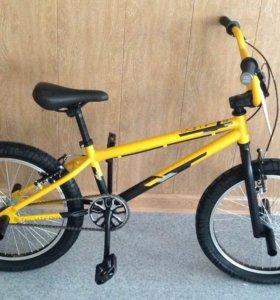 BMX Jump tech team трюковый велосипед
