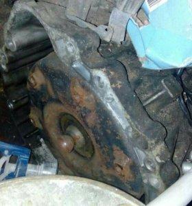 Двигатель 4A-FE  и АКПП