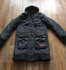 Куртка Адидас зима