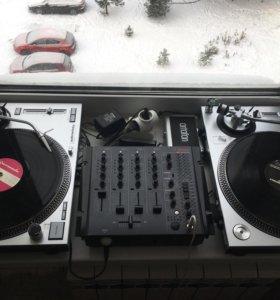 Продам комплект DJ оборудования