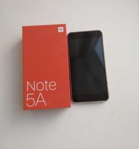 Хiaomi Redmi note 5a 16gb(серый)