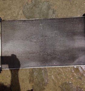 Радиатор охлаждения и кондиционера б/y