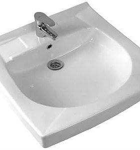Раковина и смеситель для ванны