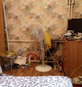 Квартира, 3 комнаты, 40.6 м²