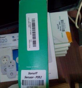 Sonoff PIR2 Беспроводной ИК датчик движения