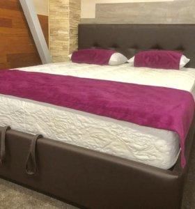 Кровать Спарта 200х160 с подъёмным механизмом