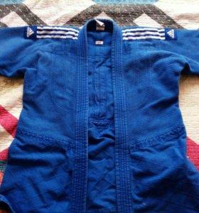 Кимоно для дзюдо Adidas р. 160