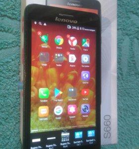 Lenovo S660 dual sim 3G