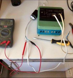 Трансформатор питания японской электроники 100 В