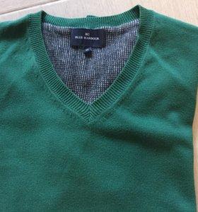 Мужской свитер фирмы BLUE HARBOUR бу в отличном со