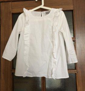 Новая белая блузка Vero Moda