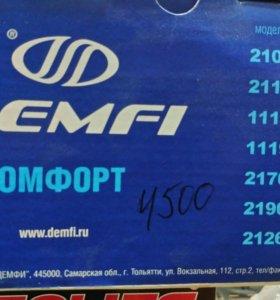 Амортизаторы передние Demfi комфорт 2118