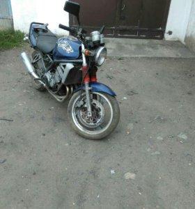 Мотоцикл КАВАСАКИ БАЛИУС 250 .1993г