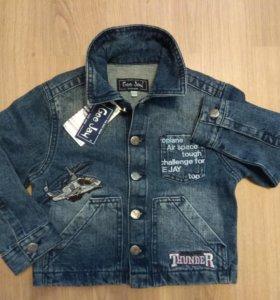 Джинсовая куртка Gloria Jeans новая