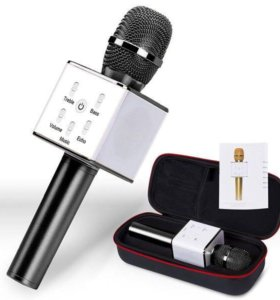Беспроводной караоке микрофон