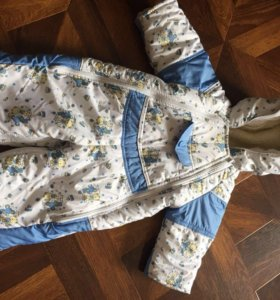 Детский комбинезон осень -зима-весна
