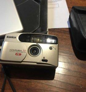Продам плёночный фотоаппарат Konica