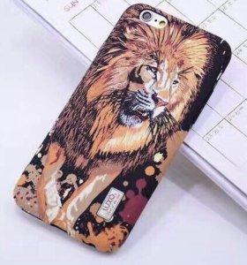 🔥 Стекло / Чехол LUXO Lion на iPhone 6/6S/7/8