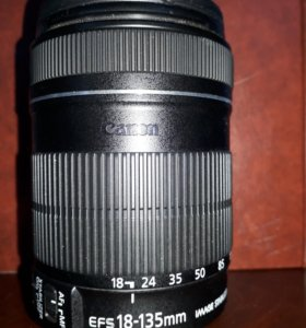 Новый Объектив Canon EF-S 18-135mm f/3.5-5.6 IS