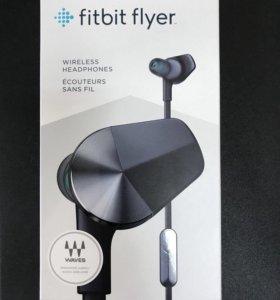 Fitbit flyer наушники беспроводные bluetooth наушн