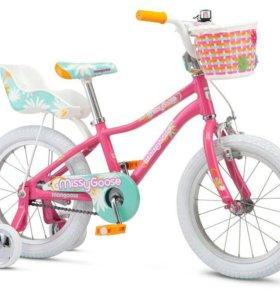 Детский велосипед Mongoose