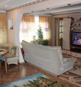 Квартира, 4 комнаты, 58.8 м²