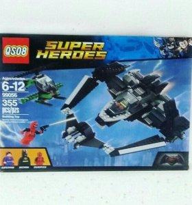 Лего Бэтмен, новое