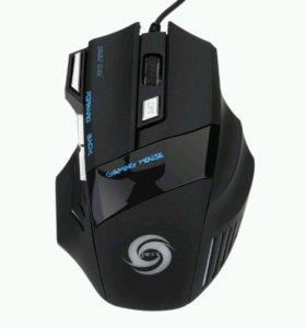 Новая Игровая Мышка С Подсветкой