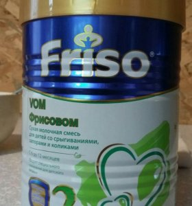 молочная смесь фрисовом 2 (Friso VOM)