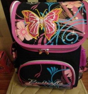 Ранец школьный для девочки