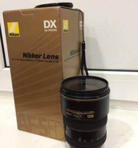 Nikon 17-55 2.8