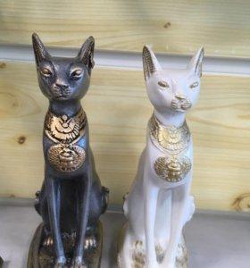 Статуэтка «Сфинкс кот» h14см