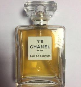 Chanel 5 остаток во флаконе 30 мл