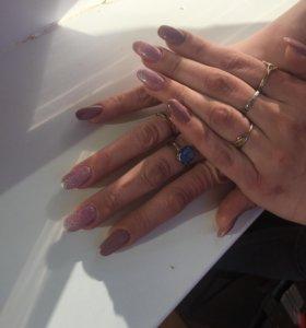 Шеллак,наращивание ногтей
