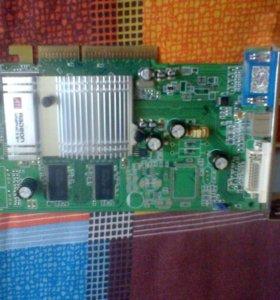 Продам Видеокарты AGP 4x-8x