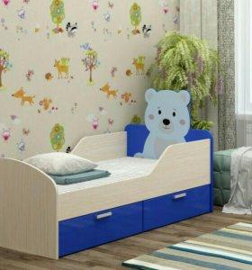 Кровать бемби 5