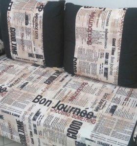 Практичный и компактный диван для сна!!!