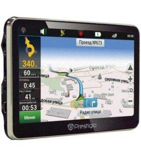 Навигатор Prestigio GeoVision 5300