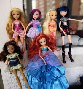 Винкс куклы