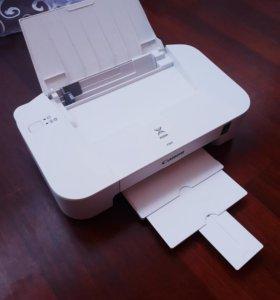 Цветной принтер, canon ip2840