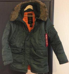Зимняя куртка парка Alpha Industries
