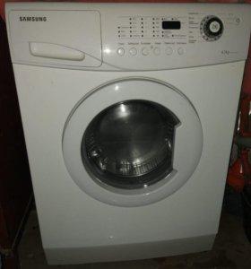 Стиральная машина Samsung 4,5кг