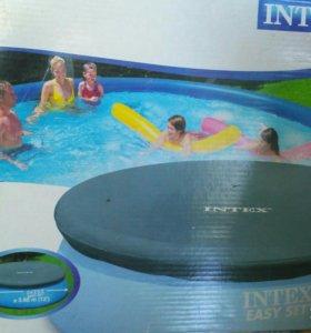 Intex Тент для бассейна круглый 366 см