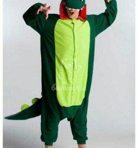 Кигуруми пижама дракон