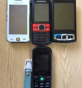 Продам сотовый телефон SAMSUNG GT-S5230