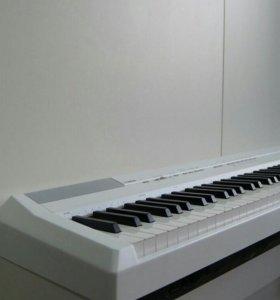 Электронное пианино Yamaha P 115 WH
