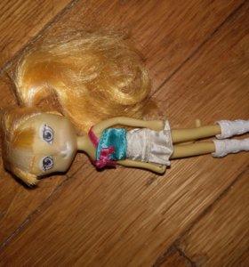 Куколка-кошечка