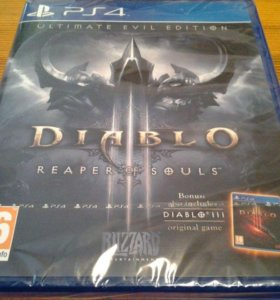 Diablo III:Reaper of Souls. Ultimate Evil Edition